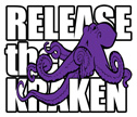 Release the Kraken super small